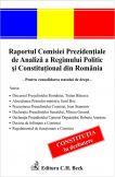 Raportul Comisiei Prezidentiale de Analiza a Regimului Politic si Constitutional din Romania