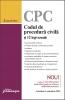 Codul de procedură civilă şi 12 legi uzuale