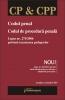 Codul penal. Codul de procedură penală