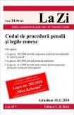 Codul de procedura penala si legile conexe (actualizat la 10.11.2010)