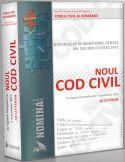 Noul Cod Civil. Ad litteram (Editie cartonata, noiembrie 2011)