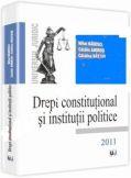 Drept constitutional si institutii politice (Nov. 2011)