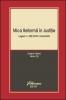 Mica Reforma in Justitie