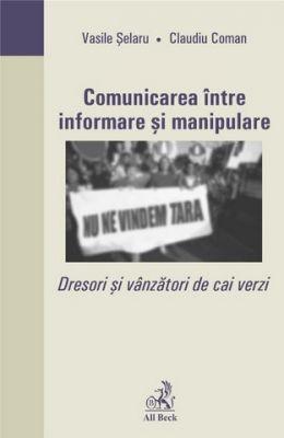 Comunicarea intre informare si manipulare