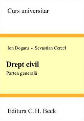 Drept civil. Partea generala