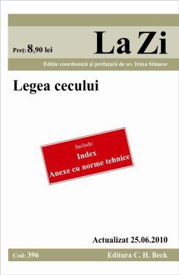 Legea cecului (actualizat la 25.06.2010)