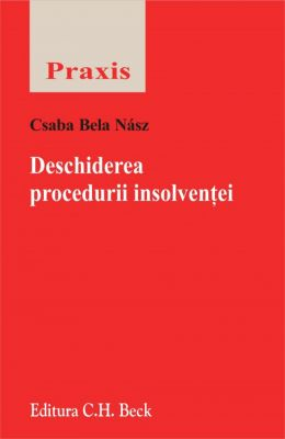 Deschiderea procedurii insolventei