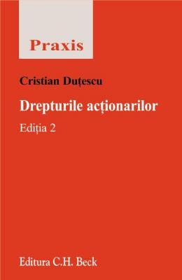 Drepturile actionarilor. Editia 2