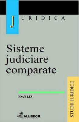 Sisteme judiciare comparate