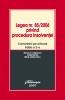 Legea nr. 85/2006 privind procedura insolvenţei