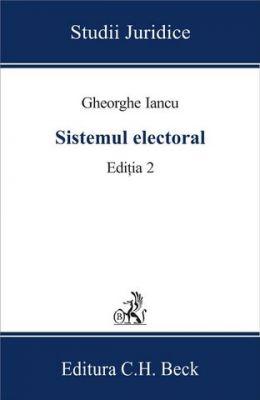 Sistemul electoral. Editia a II-a