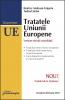 Tratatele Uniunii Europene - actualizat 2010