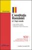 Constituţia României şi 2 legi uzuale