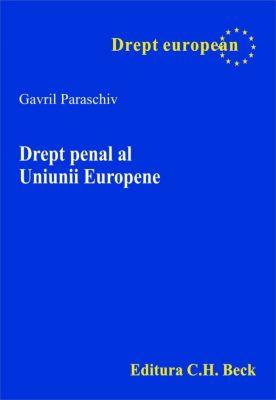 Drept penal al Uniunii Europene