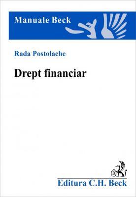 Drept financiar şi fiscal (Postolache Rada)