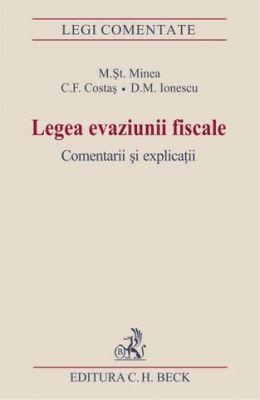 Legea evaziunii fiscale (2006)