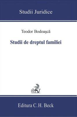 Studii de dreptul familiei