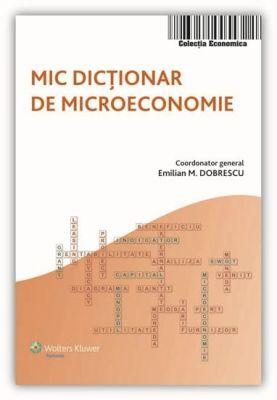 Mic dictionar de microeconomie