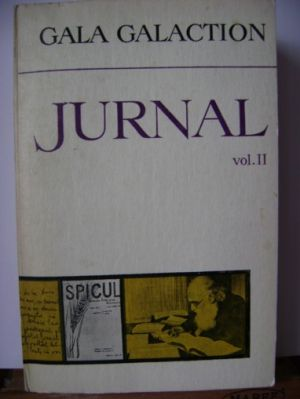 Jurnal (Gala Galaction) - vol II