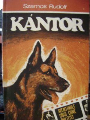 Kántor. Aventurile unui caine politist