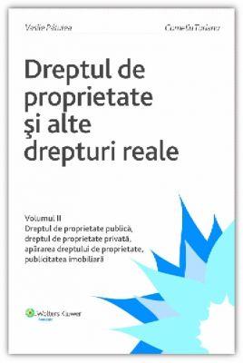 Dreptul de proprietate si alte drepturi reale Vol. II