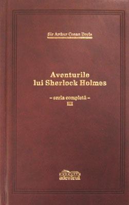 Aventurile lui Sherlock Holmes vol 3