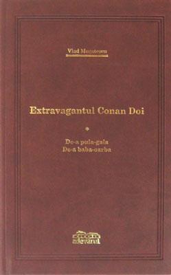 Extravagantul Conan Doi vol 1, 2