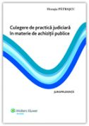 Culegere de practica judiciara in materie de achizitii publice