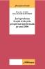 I.C.C.J. Jurisprudenţa Secţiei civile şi de proprietate intelectuală pe anul 2006. Recursuri în interesul legii în materie civilă