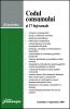 Codul consumului si 17 legi uzuale