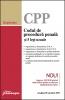 Codul de procedură penală şi 5 legi uzuale