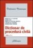 Dicţionar de procedură civilă