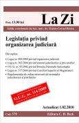 Legislatia privind organizarea judiciara (actualizat la 01.02.2010)