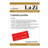 Legislatia pensiilor (actualizat la 5.02.2011)