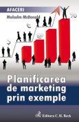 Planificarea de marketing prin exemple