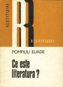 Ce este literatura?