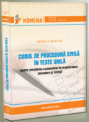 Codul de procedura civila in teste grila