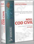 Pachet PROMO: 10 buc. X Noul Cod Civil Republicat (Ad litteram - editie cartonata, 2011)