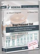 Drept Procesual Civil, 2014. Sinteze pentru pregatirea examenelor de admitere si definitivare in profesia de avocat