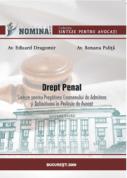 Drept penal. Sinteze - Ed. a II-a, 2010