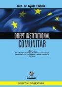 Drept institutional comunitar